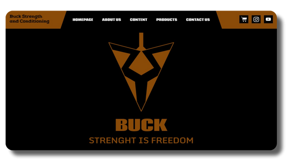 Buck Strength and Conditioning