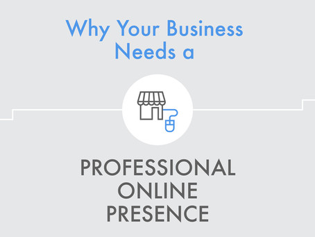 Why Your Business Needs a Professional Online Presence