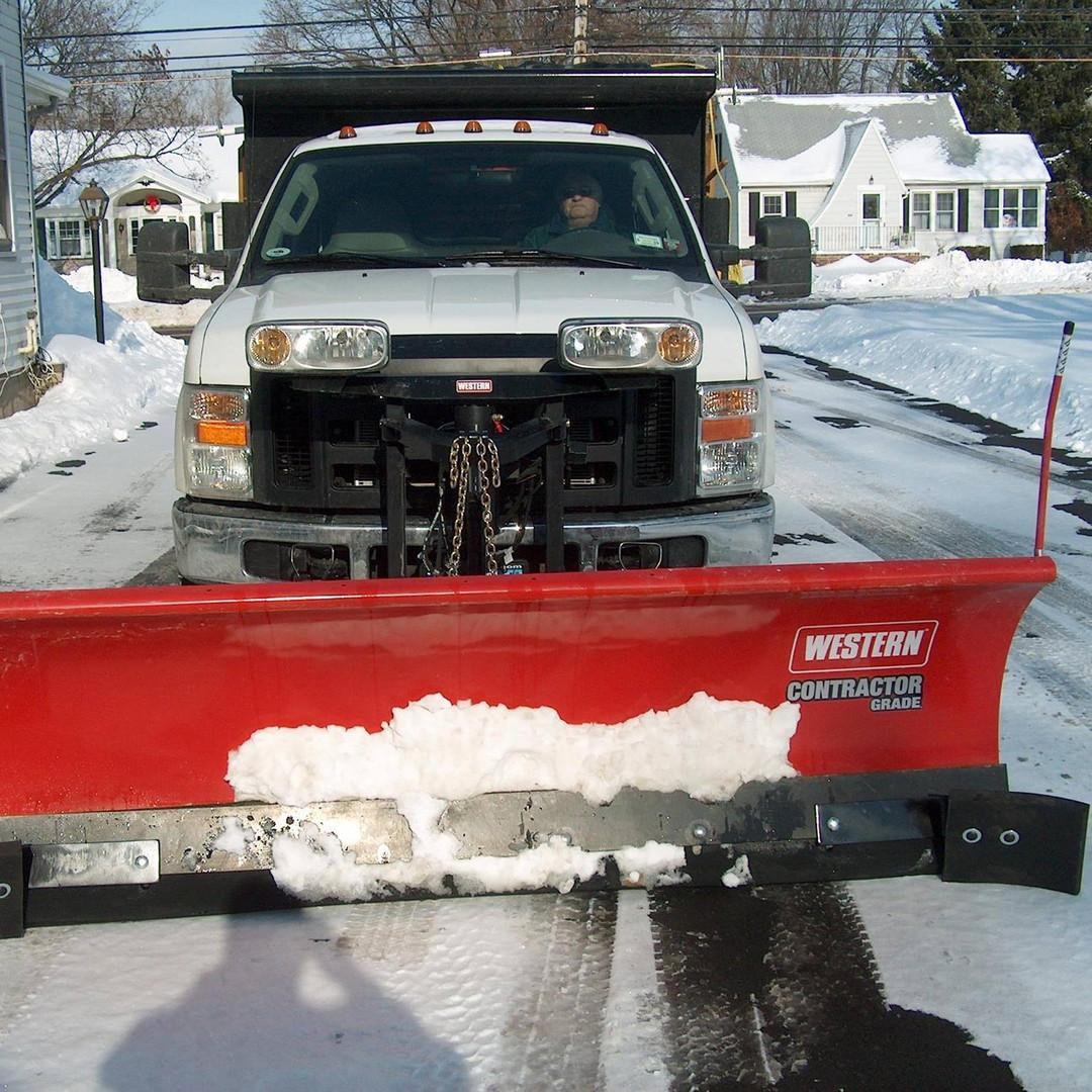 Curbeez - Straight Blad Plow