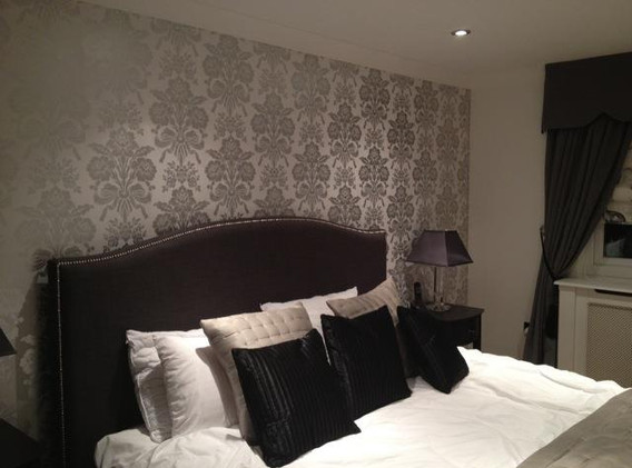 Luxuary bedroom makeover.