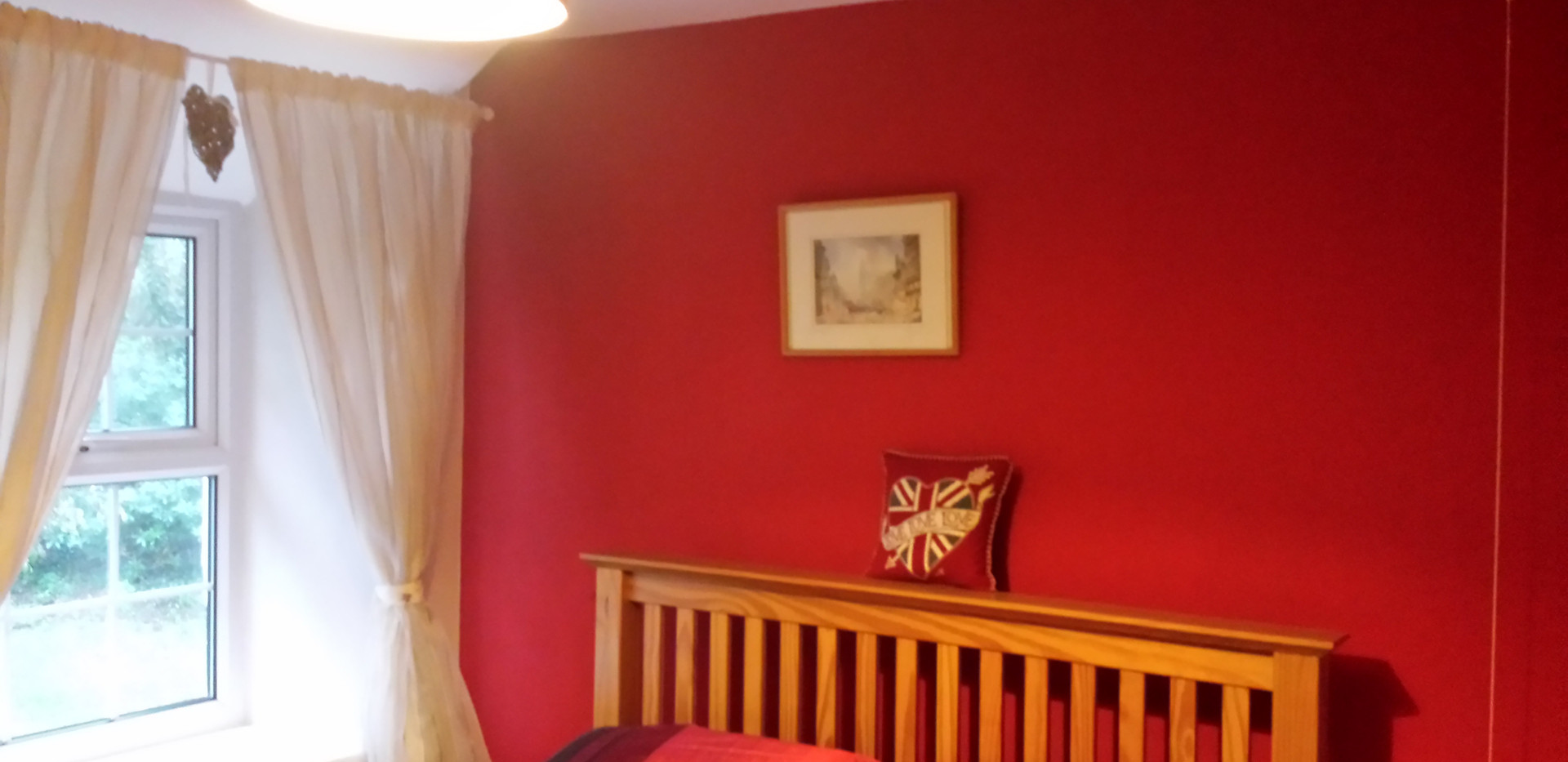 Painting and Decorating by The Professional Lady Decorator.