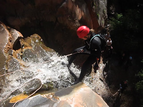 Advanced Canyoneering Course