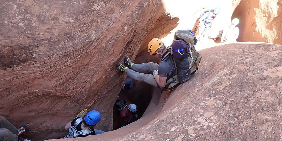 DarkHorse Canyoneering Rendezvous--North Wash 2019