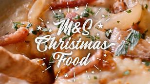 This is M&S Christmas Food | Dame Helen Mirren | M&S FOOD