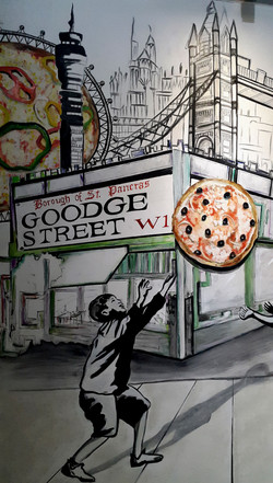 When ICCO meets street art