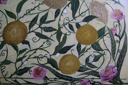 Decorative Pattern on Wood