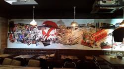 Band of Burgers, Brick Lane