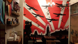 London Blitz at Blighty Coffee