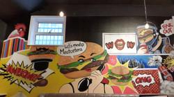 Meatcetera Mural