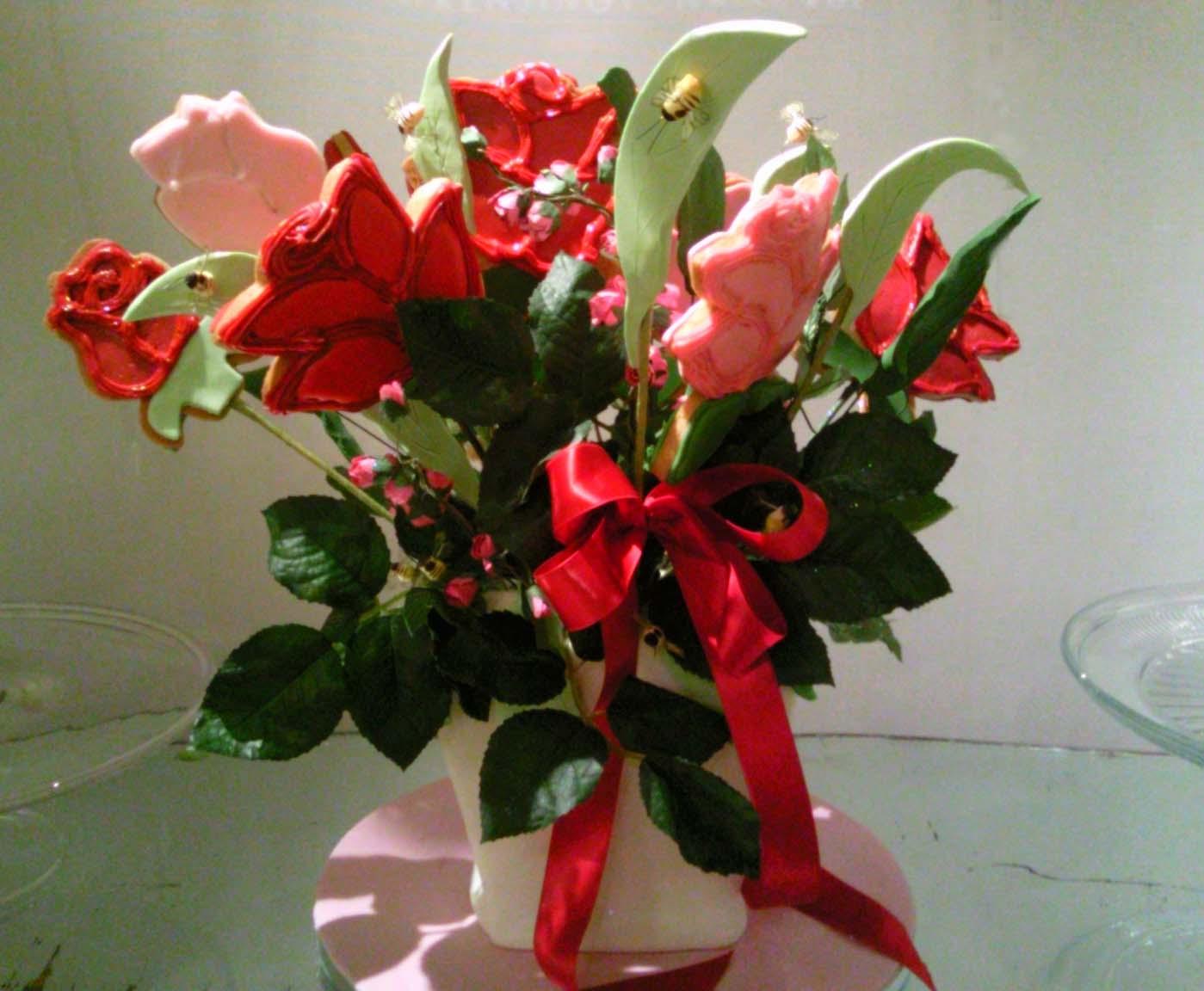 Hand-made Flower Bouquet