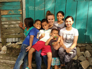 Gods Hands in Honduras Pt1