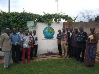 Gods Echo In Burundi