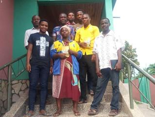 Gods Echo in Ghana