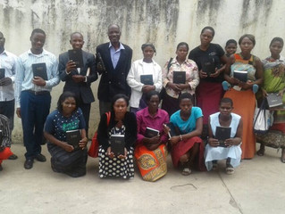 EchoAfrica Trip 2.0 Day 2 - Kenya Bound