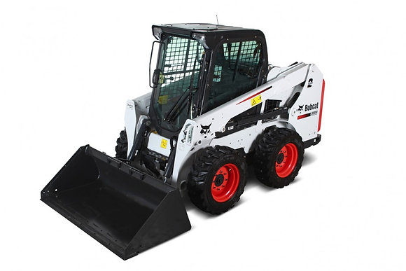 Bobcat S5500 Skid Steer for Hire from MV Hire