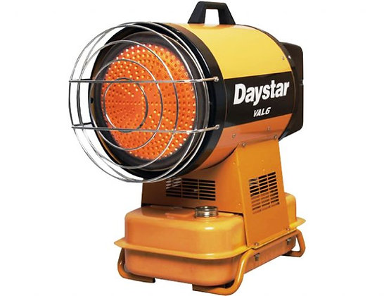Diesel Heater Daystar VAL6 for Hire from MV Hire