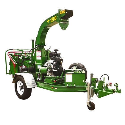 "Wood Chipper 6"" - Red Roo 1260D Diesel"