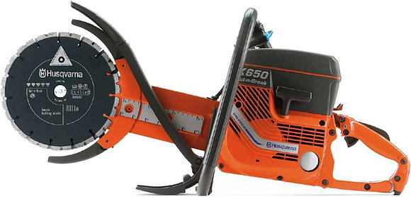 Concrete Cut and Break Saw for Hire from MV Hire