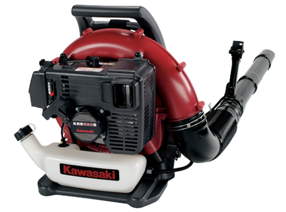 Petrol Backpack Blower Kawasaki KRB650B for Hire from MV Hire