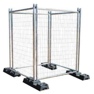 Construction Fence Temporary Fence Hire from MV Hire in Moss Vale