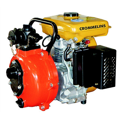 Crommelins Fire Fighting Pump for Hire from MV Hire