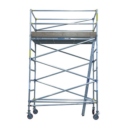 Mobile Scaffold 2m x 1.3m for Hire from MV Hire
