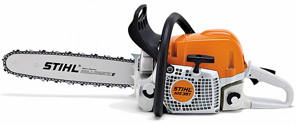 "Stihl MS391 20"" Chainsaw for Hire from MV Hire"