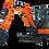 Excavator 3.5 tonne Kubota KX91-3 for Hire from MV Hire