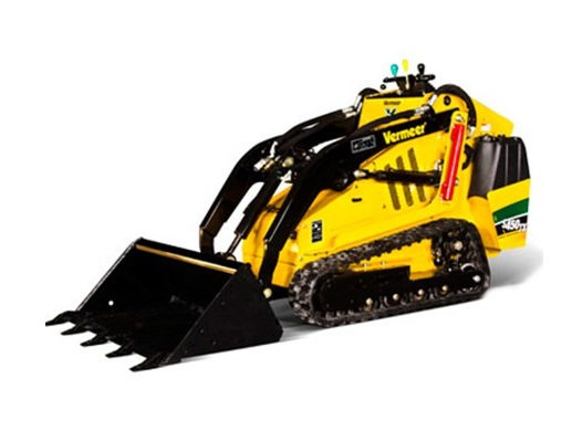 Mini Loader Vermeer S450TX for Hire from MV Hire