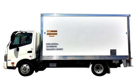 Furniture Truck for Hire from MV Hire