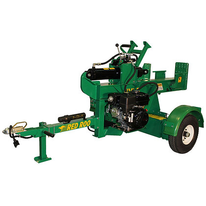 Log Splitter for Hire from MV Hire