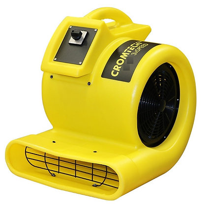 Cromtech 1hp Carpet Dryer for Hire from MV Hire