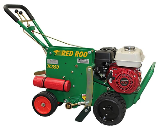 Red Roo TC350 Turf Cutter for Hire from MV Hire