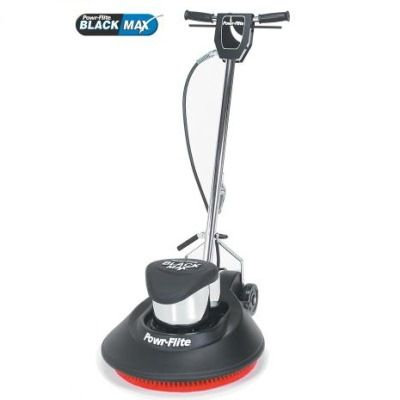 Floor Polisher / Scrubber Black Max for Hire from MV Hire