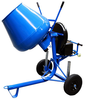 Cement / Concrete Mixer Electric for Hire from MV Hire