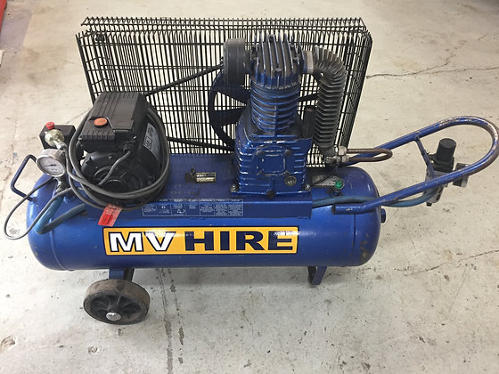 Air Compressor 14cfm Electric for Hire from MV Hire