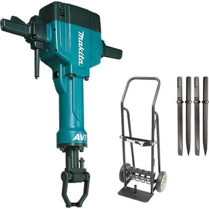 Breaker 32kg T-handle for Hire from MV Hire