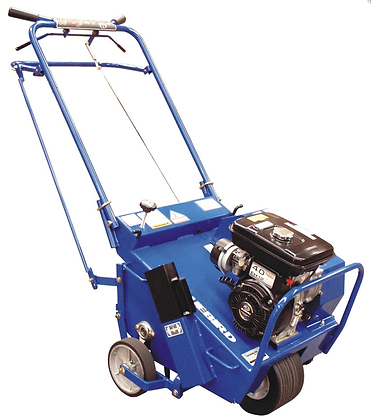 Bluebird 530 Lawn Aerator Lawn Corer for Hire from MV Hire