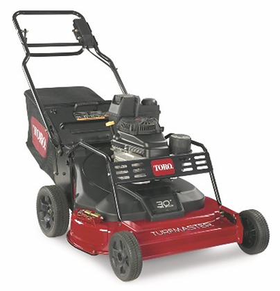 "30"" Toro TurfMaster Mower for Hire from MV Hire in Moss Vale"