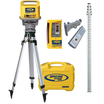 Spectra LL500 Laser Level for Hire from MV Hire