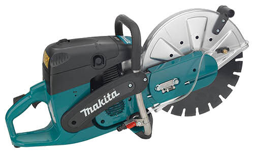 "Makita EK7651H 14"" Concrete Saw Demo Saw for Hire from MV Hire"