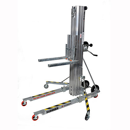 Genie Lift Material Hoist for Hire from MV Hire