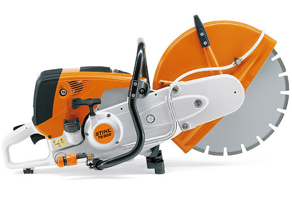 "Stihl TS800 16"" Concrete Saw Demo Saw for Hire from MV Hire"