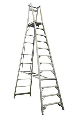 Platform Ladder 3m for Hire from MV Hire