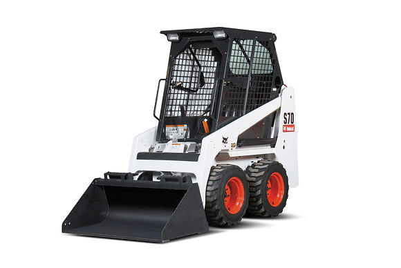 Bobcat S70 Skid Steer for Hire from MV Hire