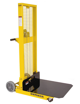 Stacker Lift for Hire from MV Hire Moss Vale