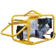 Construction Generator 8kVA for Hire from MV Hire