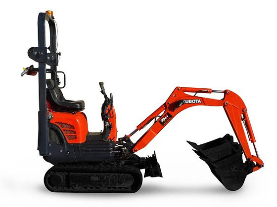 Excavator kubota K008-3 compact