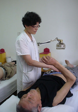 Stage acupuncture Chine