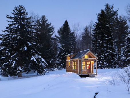 Designing Tiny Homes For Cold Climates